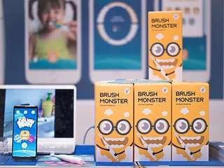 🇰🇷韓國Brush Monster 智能牙刷