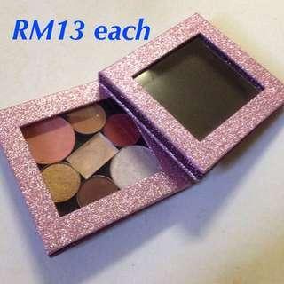 Custom Glitter Magnetic Palette