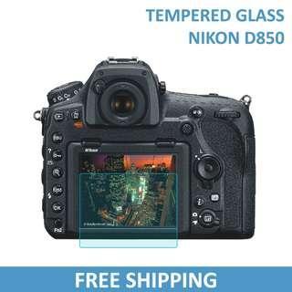 Nikon D850 Tempered Glass Screen Protector