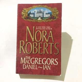 NORA ROBERTS - 2in1 - The MacGregors - Daniel / Ian