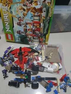 Lego Lot of Ninjago