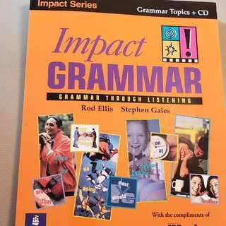 Impact Grammar through listening