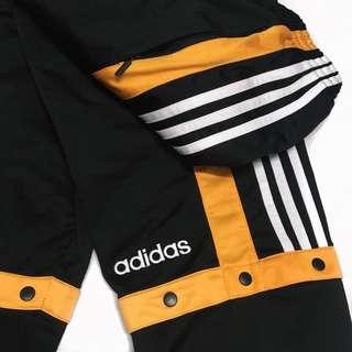 UNISEX Adidas Trackpants button