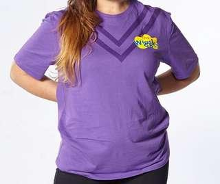Purple Wiggles Shirt