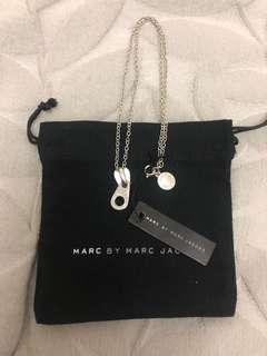 Marc by Marc Jacobs zips necklaces