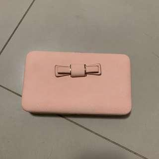 Women Bowknot Wallet/Purse/Phone/Card Holder Clutch