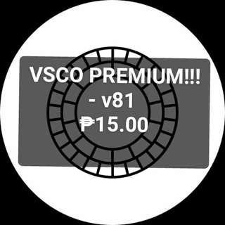 VSCO PREMIUM WITH VSCO X v81