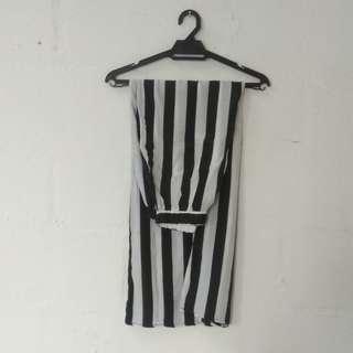 [FREE] Striped Palazzo