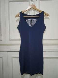 New Bodycond dress navy