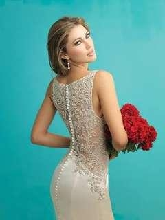 Allure bridal size 8