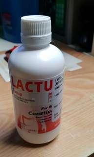 Lactulose solution, lactus syrup