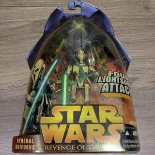 Star Wars General Grievous Revenge Of The Sith