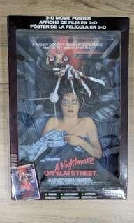 McFarlane 3D Poster Nightmare Of Elm Street