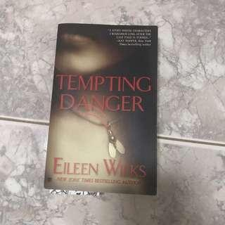 Tempting Danger (Supernatural/Romance)