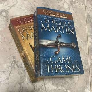 ASOIAF: Game of Thrones (1 & 2)