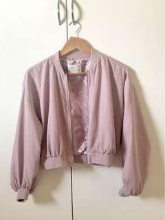 COTTON ON Cropped Bomber Jacket