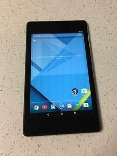 Google Nexus 7 HD 32GB WIFI+4G LTE  Nexus 7二代