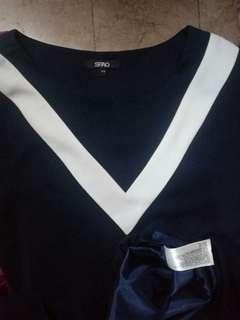 Spao dress top brand from taiwan