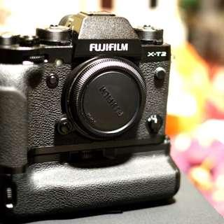 Fujifilm XT2/XT2 Power Booster Grip Price reduced $1100 fixed  S O L D !