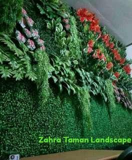 Daun Sintetis, Untuk Taman Dinding/Vertikal Garden Sintetis