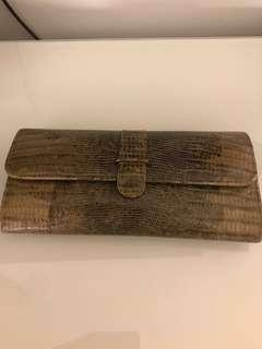 Rare Furla long wallet