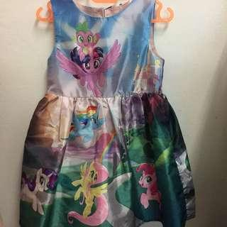 H&M LITTLE PONEY DRESS