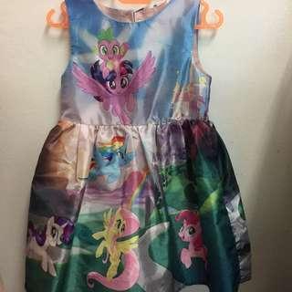 H&M LITTLE PONEY DRESS