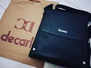 DC decarlo Sling Bag ORIGINAL
