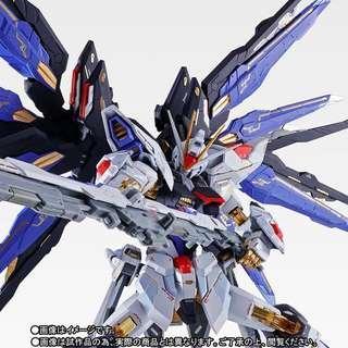 [PO]METAL BUILD Strike Freedom Gundam SOUL BLUE Ver. Japan Ver.