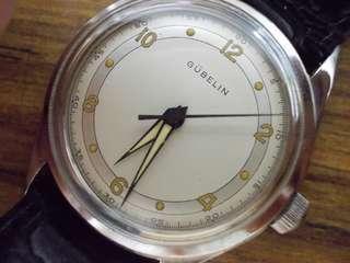 Vintage Gubelin Gent Watch Swiss