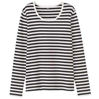 MUJI Striped long sleeve