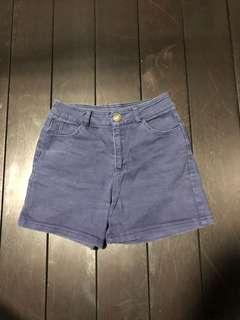 🚚 Navy Blue Shorts