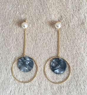 Korean fashion trendy earrings