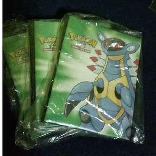UltraPro Armaldo Card Binder (Pokemon)