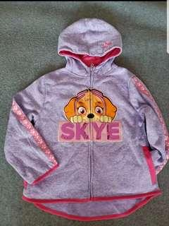 BN Paw Petrol Skye Kids Sweater fits  6 years old 120cm