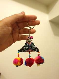 Handmade Colorful Bag accessory