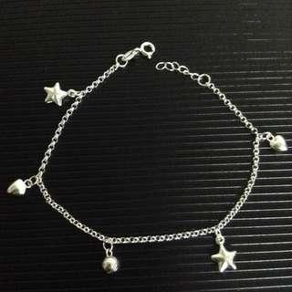 Genuine 925 Silver Bracelet