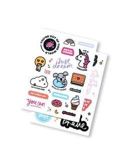 Iamkai Sticker Pack