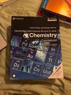 Cambridge AS and A Level Chemistry
