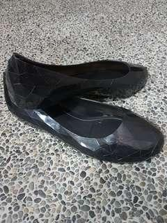 BN Black Jelly Shoes US8 US9