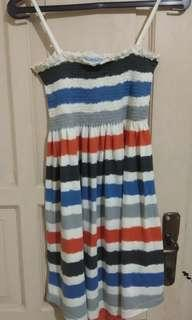 Stripped dress #paydaymaret