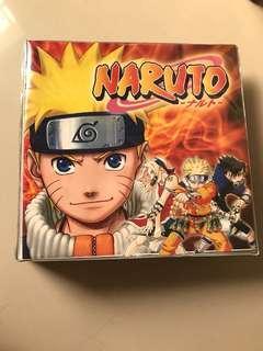 Tempat dvd atau cd holder file karakter naruto