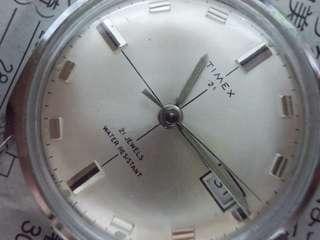Vintage Timex 21 jewel Gent Watch