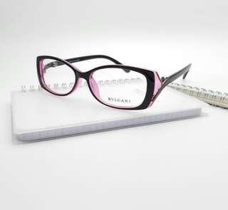 Frame kacamata bvlgari