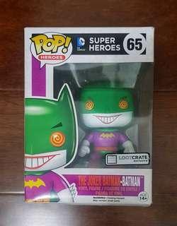 Funko Pop The Joker Batman-Batman