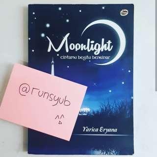 Novel yarica eryana moonlight