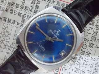Vintage Meister Anker Gent skin diver watch