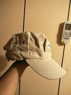 🚚 帆布報童帽