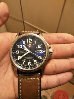 🚚 Luminnox 藍寶石4.5mm錶