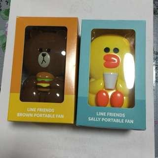 Mac LINE FRIENDS Portable Fan